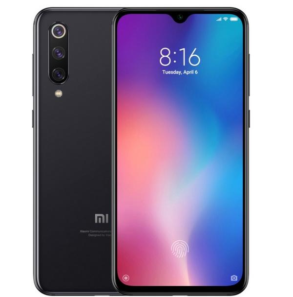 Xiaomi Mi9 SE 6/64GB черный