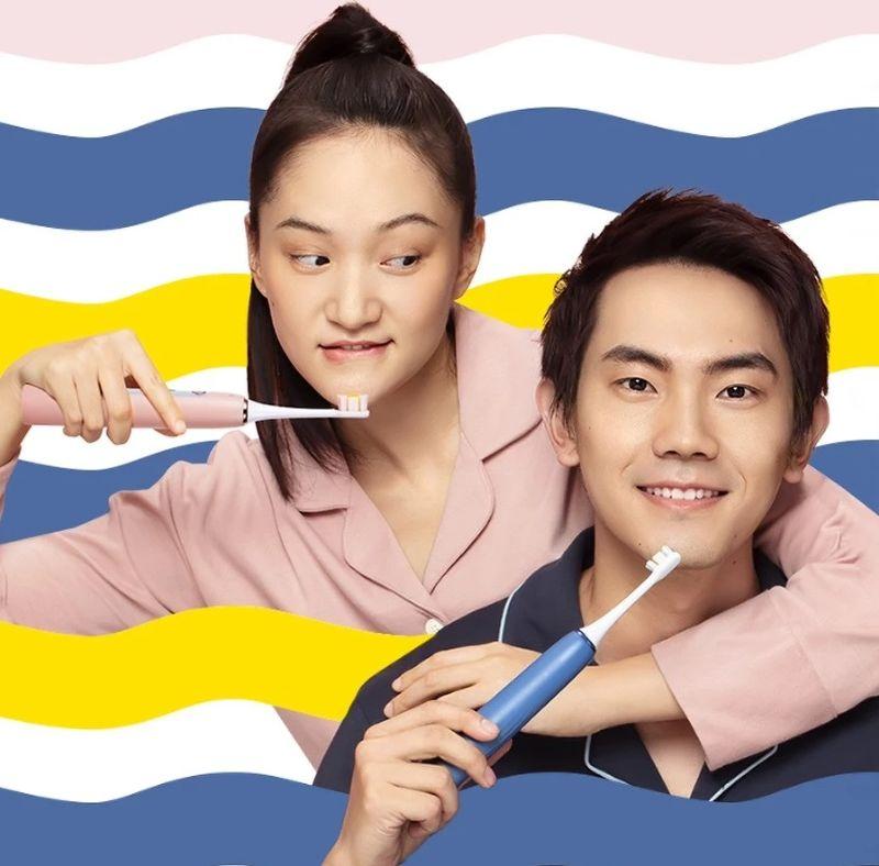 Зубная электрощетка Xiaomi Soocas Sonic Electric Toothbrush X5 Fen Pink