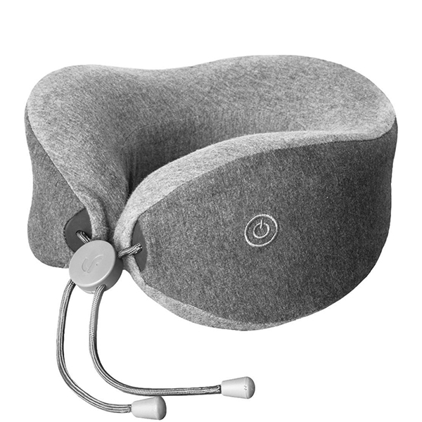 Массажная подушка Xiaomi LeFan Massage Sleep Neck Pillow (серая)