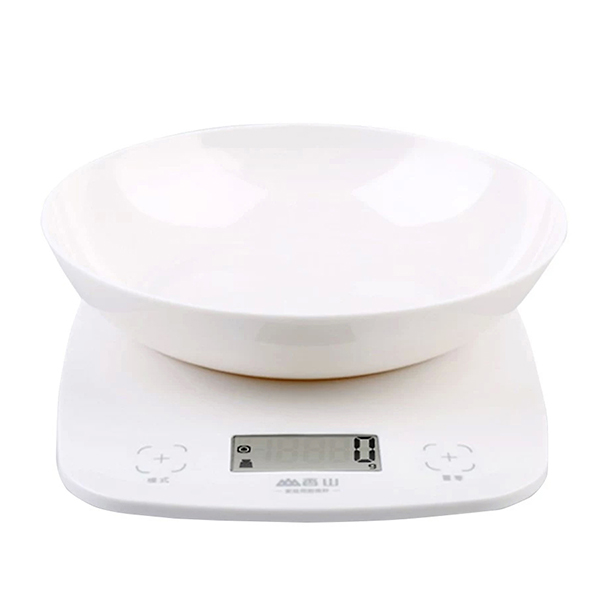 Весы кухонные Xiaomi Senssun Electronic Kitchen Scale White EK9643K