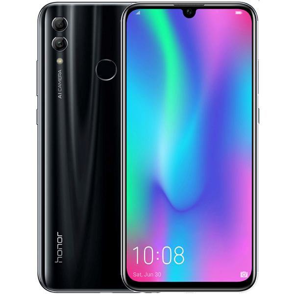 Honor 10 Lite 4/64GB черный (нет Play Market) (Б.У 5 дней)