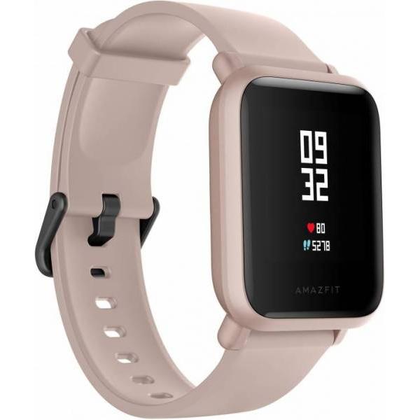 Умные часы Xiaomi Amazfit Bip Lite (EU) розовый