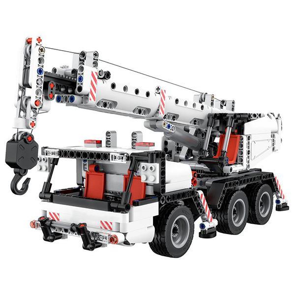 Конструктор Xiaomi Mitu Building Blocks Mobile Engineering Crane кран на колесах